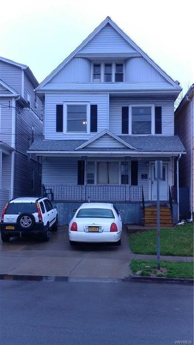 Buffalo Multi Family 2-4 A-Active: 312 Herkimer Street