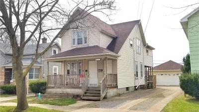 Niagara County Multi Family 2-4 A-Active: 101 Miller Street