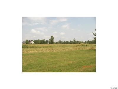 Erie County Residential Lots & Land A-Active: 10210 Shamus Lane North