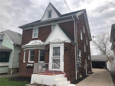 Buffalo Multi Family 2-4 U-Under Contract: 329 Newburgh Avenue