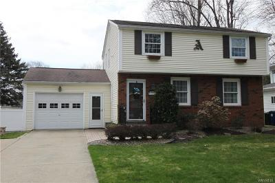 Amherst Single Family Home A-Active: 93 October Lane