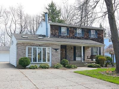 Single Family Home A-Active: 129 Greenfield Drive