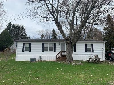 Genesee County Single Family Home A-Active: 6 Crystal Lane