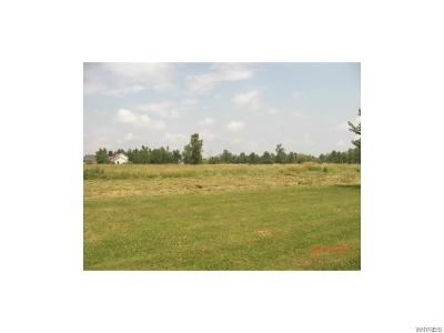 Erie County Residential Lots & Land A-Active: 10200 Shamus Lane North
