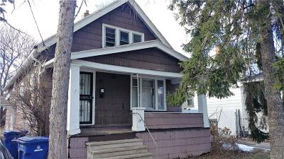 Buffalo Single Family Home A-Active: 488 Cambridge Avenue