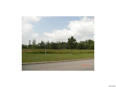 Erie County Residential Lots & Land A-Active: 10165 Shamus Lane