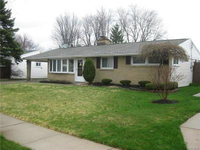 Erie County Single Family Home A-Active: 45 Burnside Drive