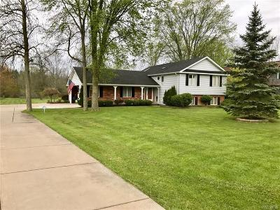 Grand Island Single Family Home U-Under Contract: 1360 Whitehaven Road