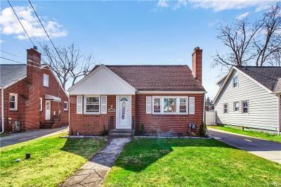 Buffalo NY Single Family Home A-Active: $156,900