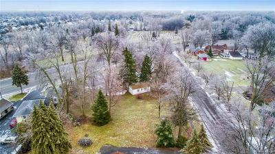 North Tonawanda Residential Lots & Land A-Active: 1754 Forbes Street