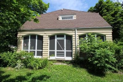 Niagara Falls NY Single Family Home A-Active: $114,900