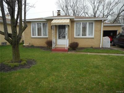 Erie County Single Family Home A-Active: 94 McParlin Avenue