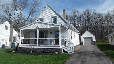 Niagara Falls NY Single Family Home A-Active: $144,000