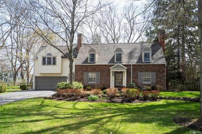 Orchard Park Single Family Home P-Pending Sale: 75 Meadow Road