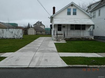 Buffalo Single Family Home A-Active: 152 Riverdale Avenue