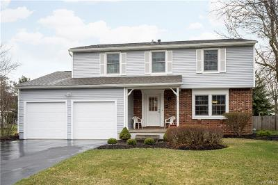 West Seneca Single Family Home A-Active: 62 Wetherstone Drive