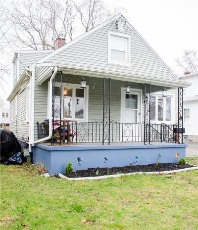 Niagara Falls NY Single Family Home A-Active: $104,900
