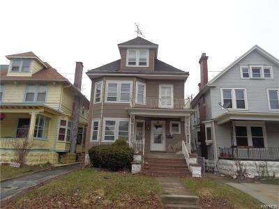 Buffalo NY Multi Family 2-4 A-Active: $169,800