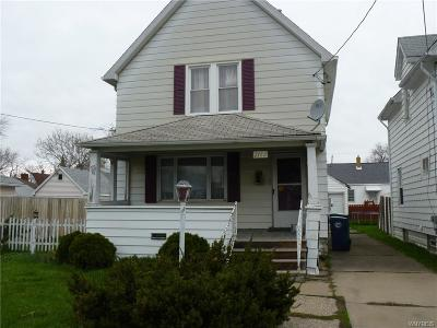 Niagara Falls NY Single Family Home A-Active: $74,900