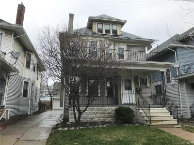Buffalo Multi Family 2-4 A-Active: 730 Amherst Street