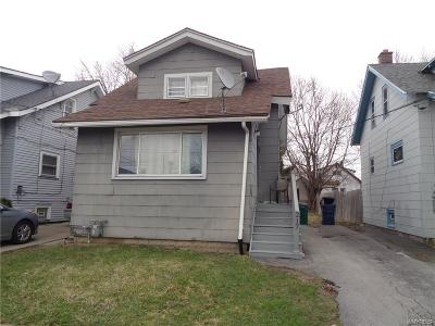 Buffalo Single Family Home A-Active: 217 Newburgh Avenue
