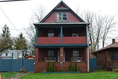 Niagara Falls NY Multi Family 2-4 A-Active: $59,000
