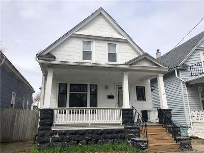 Buffalo NY Single Family Home A-Active: $64,900