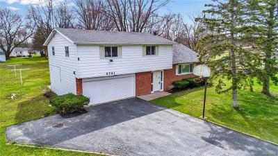 Niagara Falls Single Family Home U-Under Contract: 6741 Sy Road