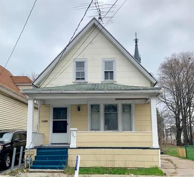 Buffalo Single Family Home A-Active: 327 Herman Street