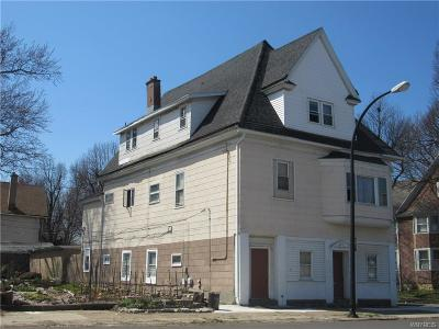 Buffalo NY Multi Family 5+ A-Active: $284,900