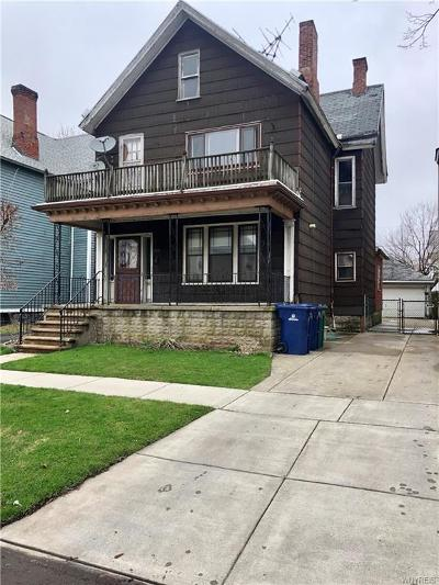 Buffalo NY Multi Family 2-4 A-Active: $130,000