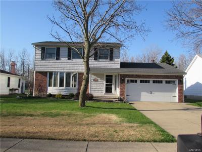 West Seneca Single Family Home A-Active: 318 Forest Drive