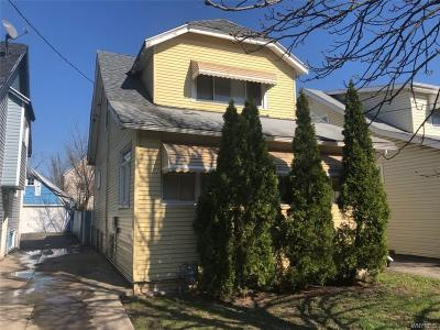 Buffalo Single Family Home A-Active: 87 Elmer Avenue
