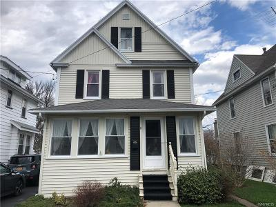 Genesee County Single Family Home U-Under Contract: 8 Lacrosse Avenue