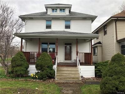Lackawanna Single Family Home U-Under Contract: 79 Madison Avenue