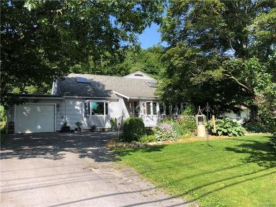 Warsaw Single Family Home For Sale: 225 Wyoming Street