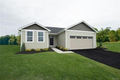 Batavia NY Single Family Home A-Active: $218,990