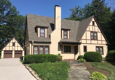 Niagara County Single Family Home P-Pending Sale: 5093 Forest Road