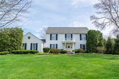 Orchard Park Single Family Home For Sale: 7 Fox Chapel Drive