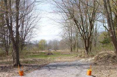 Genesee County Residential Lots & Land For Sale: 9030 Allegheny Road