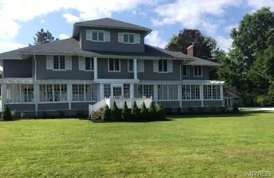 Single Family Home Active Under Contract: 6768 Lake Shore Road