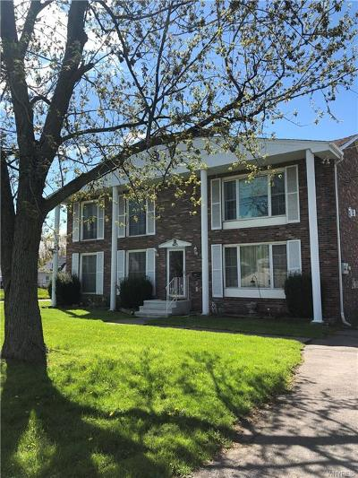 Cheektowaga Multi Family 2-4 U-Under Contract: 445 Cleveland Drive