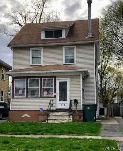 Rochester Single Family Home A-Active: 115 Avery Street