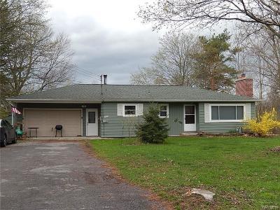Elma Single Family Home U-Under Contract: 1270 Girdle Road