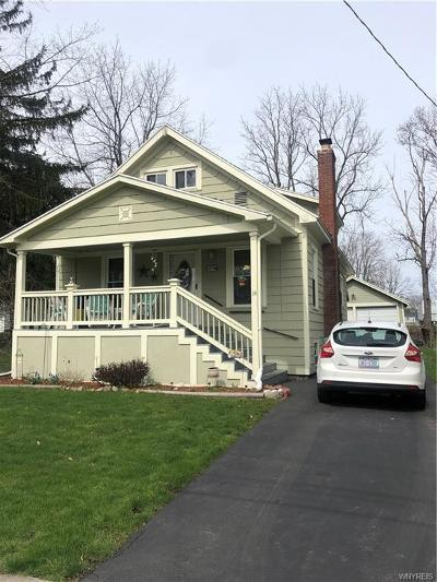 Genesee County Single Family Home U-Under Contract: 14 Roosevelt Avenue
