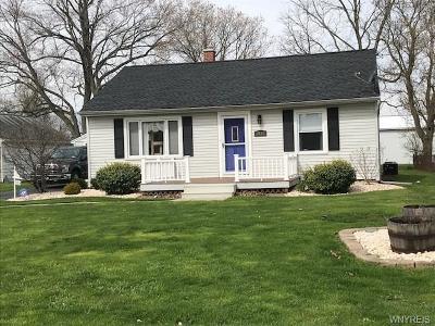 Lewiston Single Family Home Pending: 5814 Griffin Street