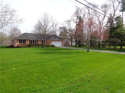 Niagara County Single Family Home A-Active: 4765 Tonawanda Creek Road North