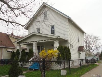 Niagara Falls Single Family Home U-Under Contract: 2312 Walnut Avenue