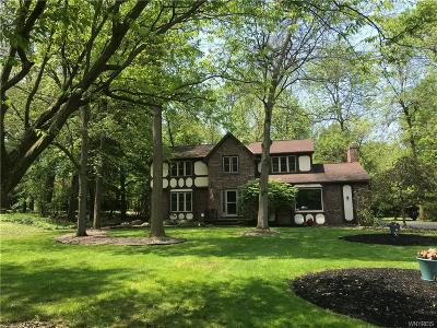 Clarence Single Family Home A-Active: 4686 Pine Manor Drive