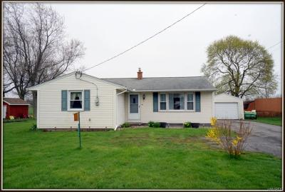 Cambria Single Family Home Pending: 4964 Saunders Settlement Road